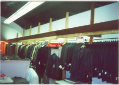 Custom Remodeling Service (Nelson's Clothing BEFORE)