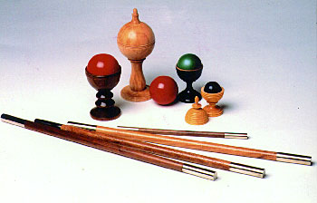 Ball Vases - Wands